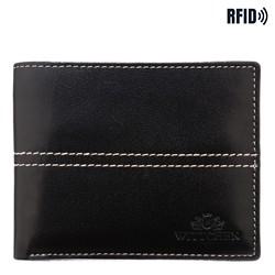 Brieftasche, schwarz, 14-1-117-L1, Bild 1
