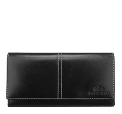 Brieftasche, schwarz, 14-1-122-1, Bild 1