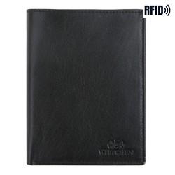 Brieftasche, schwarz, 14-1-615-L11, Bild 1