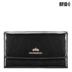Brieftasche, schwarz, 14-1L-002-1, Bild 1