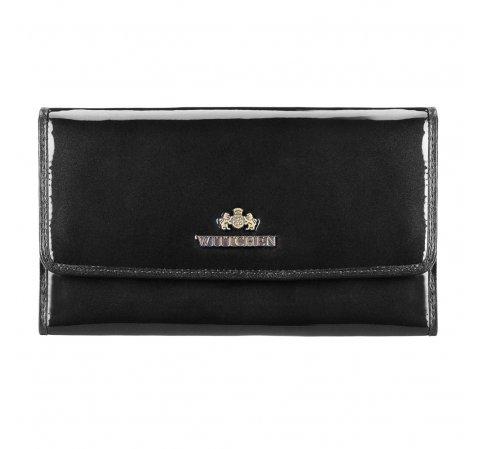 Brieftasche, schwarz, 14-1L-002-N, Bild 1