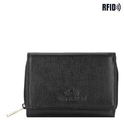 Brieftasche, schwarz, 14-1S-121-1, Bild 1