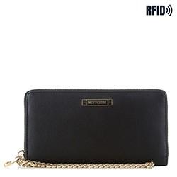 Brieftasche, schwarz, 26-1-427-1, Bild 1