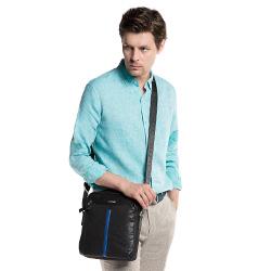 Brieftasche, schwarz, 86-4U-205-1, Bild 1