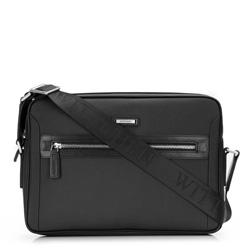 Brieftasche, schwarz, 86-4U-209-1, Bild 1