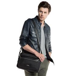 Brieftasche, schwarz, 86-4U-212-1, Bild 1