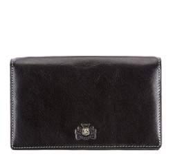 Damen-Geldbeutel, schwarz, 22-1-409-1, Bild 1