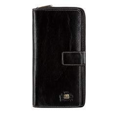 Damen-Geldbeutel, schwarz, 22-1-501-1, Bild 1