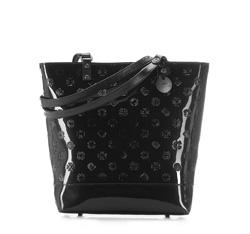 Damen Handtasche, schwarz, 34-4-087-1L, Bild 1