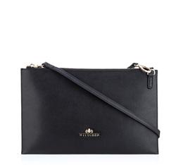 Damen Handtasche, schwarz, 85-4-638-1, Bild 1