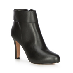 Damen Stiefeletten, schwarz, 87-D-751-1-35, Bild 1