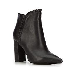 Damen Stiefeletten, schwarz, 87-D-905-1-38, Bild 1