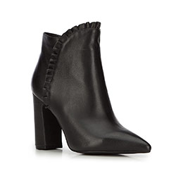 Damen Stiefeletten, schwarz, 87-D-905-1-41, Bild 1