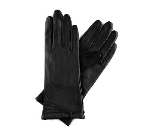 Damenhandschuhe, schwarz, 39-6-224-BM-S, Bild 1