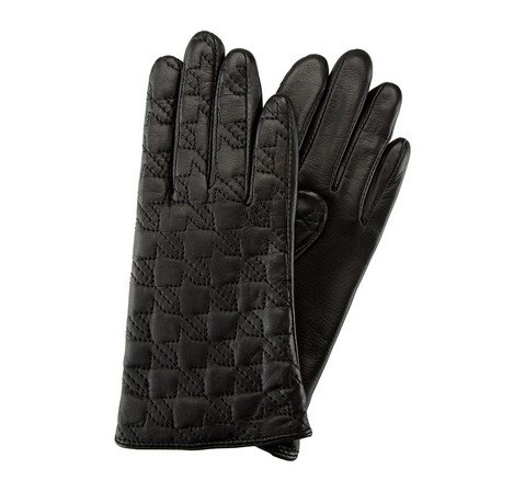 Damenhandschuhe, schwarz, 39-6-289-1-V, Bild 1