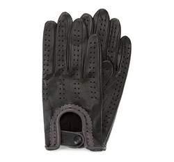 Damenhandschuhe, schwarz, 46-6-292-1-X, Bild 1