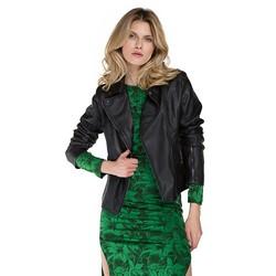 Damenjacke, schwarz, 86-9P-104-1-2X, Bild 1