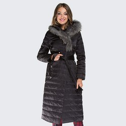 Damenjacke, schwarz, 87-9D-400-1-3XL, Bild 1
