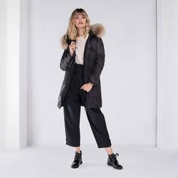 Damenjacke, schwarz, 89-9D-402-1-XL, Bild 1