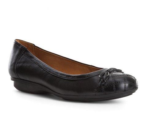 Frauen Schuhe, schwarz, 81-D-707-P-36, Bild 1