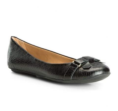 Damenschuhe, schwarz, 83-D-756-1-35, Bild 1