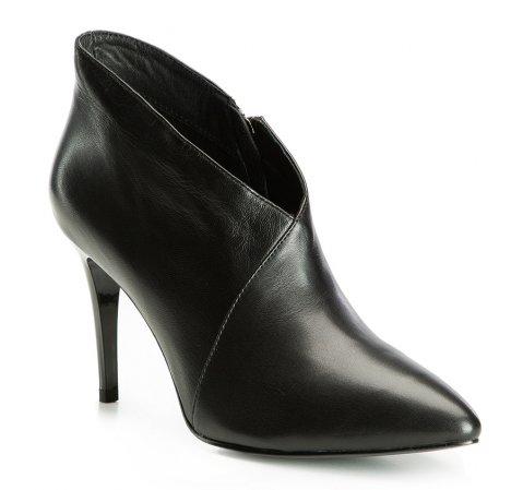 Damenschuhe, schwarz, 83-D-906-1-41, Bild 1