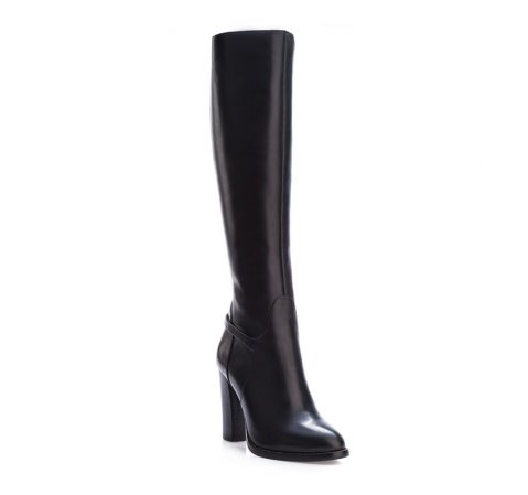 Damenschuhe, schwarz, 83-D-907-1-35, Bild 1