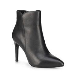 Damenschuhe, schwarz, 89-D-906-1-38, Bild 1