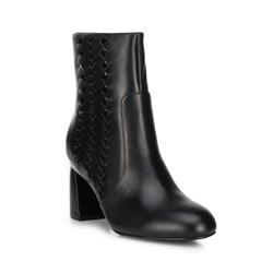 Damenschuhe, schwarz, 89-D-909-1-36, Bild 1