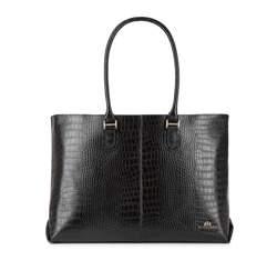 Damentasche, schwarz, 15-4-329-1, Bild 1