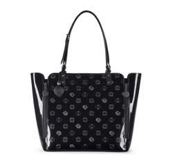 Damentasche, schwarz, 34-4-588-1L, Bild 1