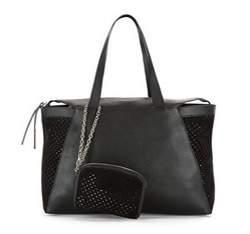 Damentasche, schwarz, 82-4E-007-1, Bild 1