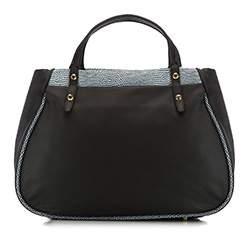Damentasche, schwarz, 82-4E-010-1, Bild 1