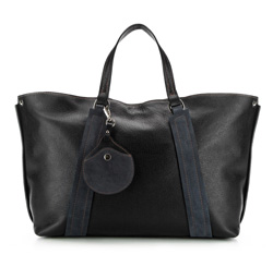 Damentasche, schwarz, 85-4E-014-1, Bild 1