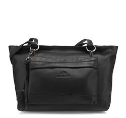 Damentasche, schwarz, 85-4E-503-1, Bild 1