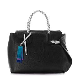 Damentasche, schwarz, 86-4E-013-1, Bild 1