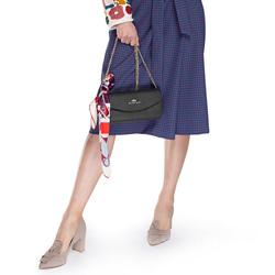 Damentasche, schwarz, 86-4E-454-1, Bild 1