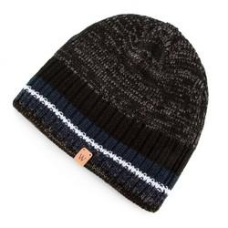 Hut der Männer, schwarz-dunkelblau, 87-HF-024-1, Bild 1