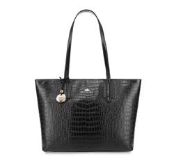Einkaufstasche, schwarz, 15-4-057-1, Bild 1