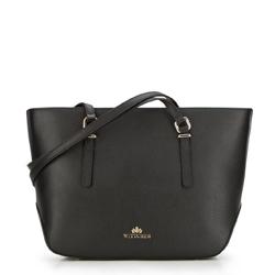 Einkaufstasche, schwarz, 87-4-701-1, Bild 1