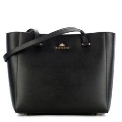 Einkaufstasche, schwarz, 87-4-703-1, Bild 1