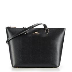 Einkaufstasche, schwarz, 87-4-707-1, Bild 1