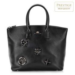 Einkaufstasche, schwarz, 87-4E-224-1, Bild 1