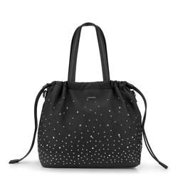 Einkaufstasche, schwarz, 87-4Y-350-1, Bild 1