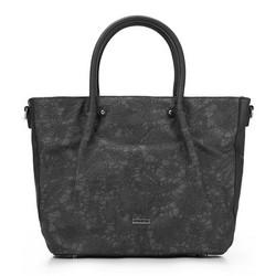 Einkaufstasche, schwarz, 87-4Y-550-1, Bild 1