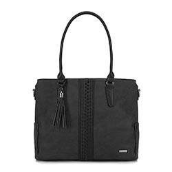 Shopper, schwarz, 89-4Y-754-1, Bild 1