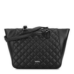 Einkaufstasche, schwarz, 90-4Y-620-1, Bild 1