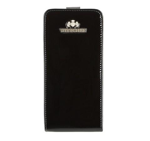 Etui für iPhone 6 Plus, schwarz, 25-2-502-3, Bild 1