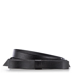 Frauen Gürtel, schwarz, 86-8D-312-1-M, Bild 1