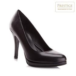 Frauen Schuhe, schwarz, 77-D-507-1-41, Bild 1